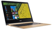 Acer Swift 7 Series Intel Core i5 7th Gen. CPU