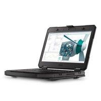 Dell Latitude 14-5414 Rugged Intel Core i7 CPU