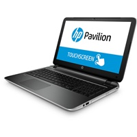 HP Pavilion 15 Series Touch AMD A8 CPU