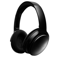 Bose QuietComfort 35 Bluetooth Wireless Over-Ear Noise Cancelling Headphones
