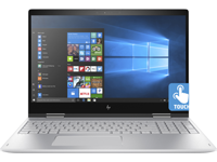 HP ENVY x360 Convertible Laptop 15t Intel Core i5 7th Gen. CPU 360GB SSD