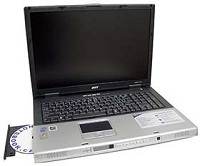 All Acer Aspire 1000, 1xxx Series