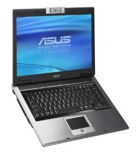Asus F Series F8 Series Core 2 Duo
