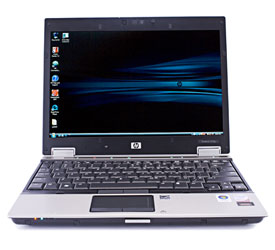 HP Elitebook 2560p Series Intel Core i5 CPU
