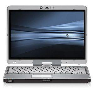 HP Elitebook  2730p Series Tablet  Core 2 Duo CPU