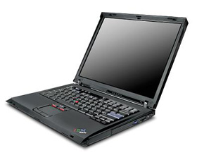 IBM ThinkPad R50, R50e, R50p