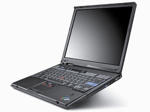 IBM ThinkPad T40, T41, T42