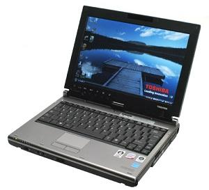 Toshiba Portege M700 Series Dual-Core CPU