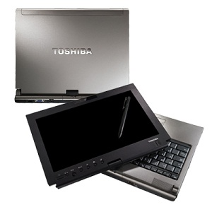 Toshiba Portege M750 Series Intel Core 2 Duo CPU