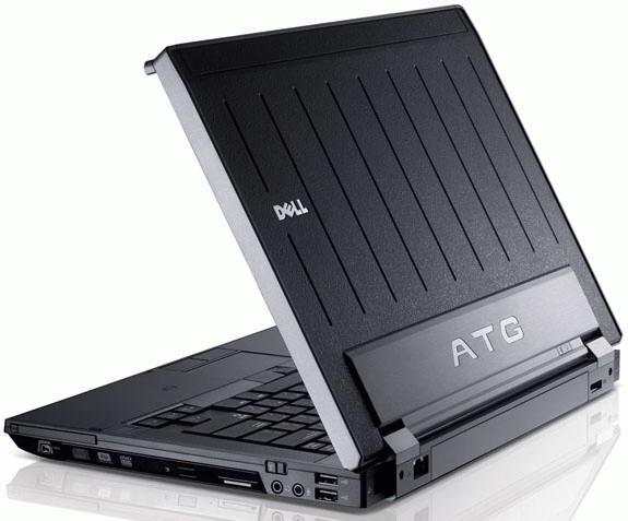 Dell Latitude E6410 ATG Intel Core i5 CPU
