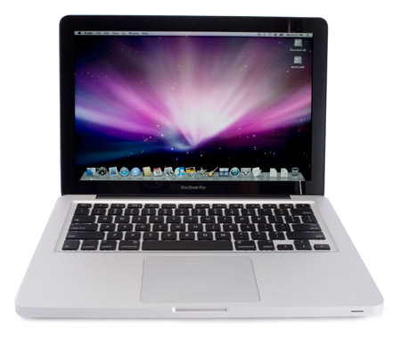 Apple Macbook Pro 13-inch Mid-2010 - 2.66 GHz Core 2 Duo 320GB HDD