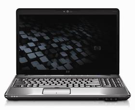 HP Pavilion dv6 Quad-Core CPU