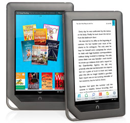 Barnes & Noble NOOK Color  8GB 7-in Wi-Fi