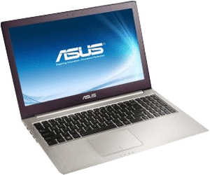 Asus Zenbook UX51 Series Intel Core i7 CPU