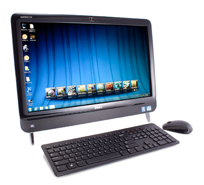 Dell Inspiron One 2320 All-in-One Intel Pentium CPU