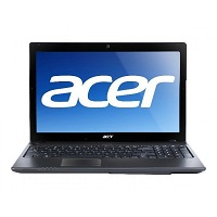 Acer Aspire 5750g Intel Core i7 CPU
