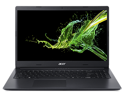 Acer Aspire 3 A315 Series Intel Core i5 8th Gen. CPU