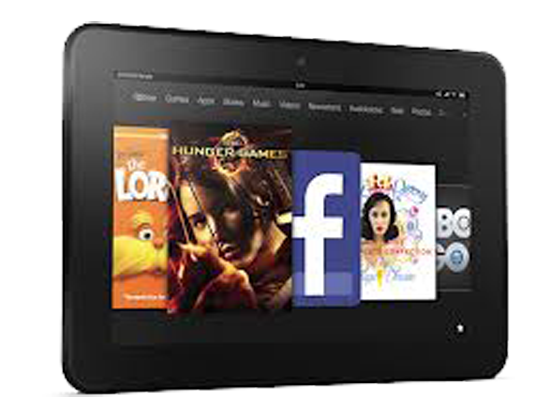 Amazon Kindle Fire HD Fire  8.9in. 4G LTE