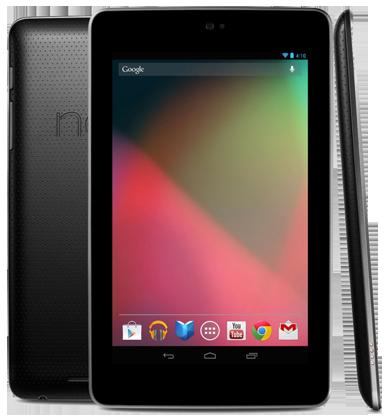 Google Nexus 7 Tablet 32GB LTE 2013