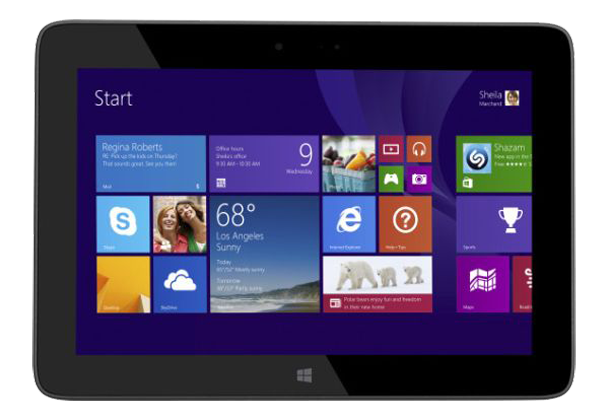 HP Omni HD 10-inch Tablet