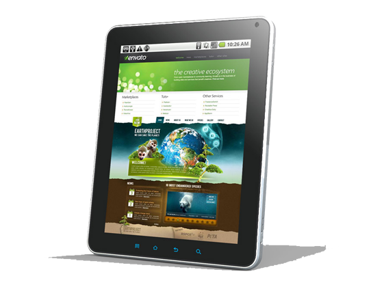Impression GS30 Tablet 9.7 inch Android
