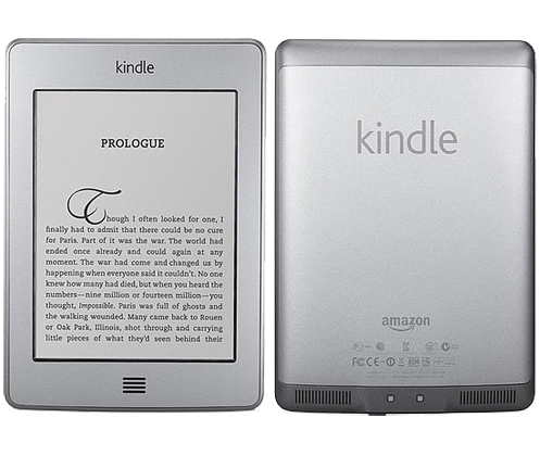 Kindle Touch 4GB Wi-Fi + 3G