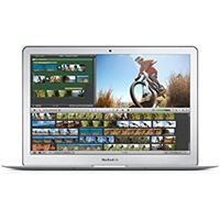 Apple Macbook Air 13-inch Mid-2012 - 1.7 GHz Core i5 64GB