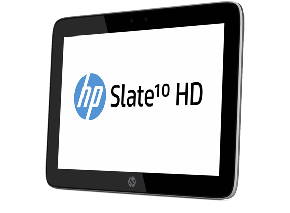 HP Slate 10 HD Wi-Fi + 3G Tablet