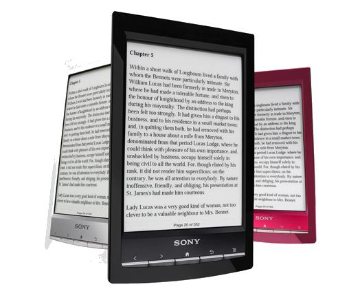 Sony eReader  PRS-T2 6-in Wi-Fi