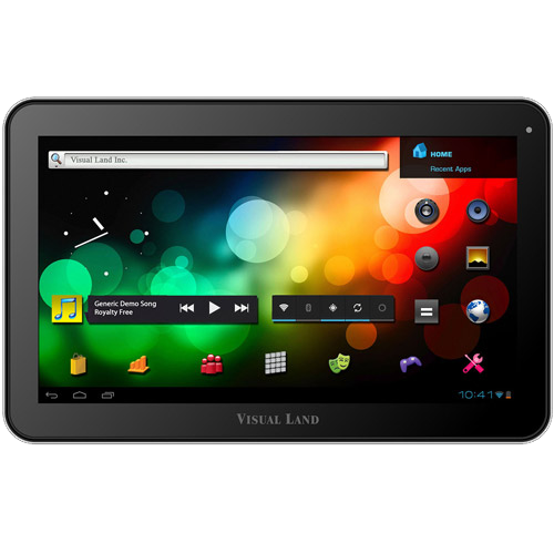 Visual Land Prestige Pro 7D 7-inch Tablet