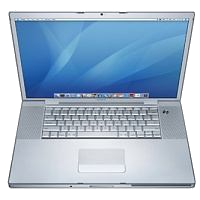 Apple Macbook Pro 17-inch Early 2008 - 2.6 GHz Core 2 Duo 320GB HDD