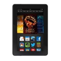 Amazon Kindle Fire HDX 7-in 64GB Wi-Fi + 4G LTE
