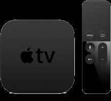 Apple TV 4th Generation Siri