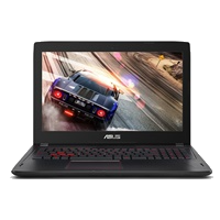 ASUS FX502 Series Intel Core i7 7th Gen. CPU