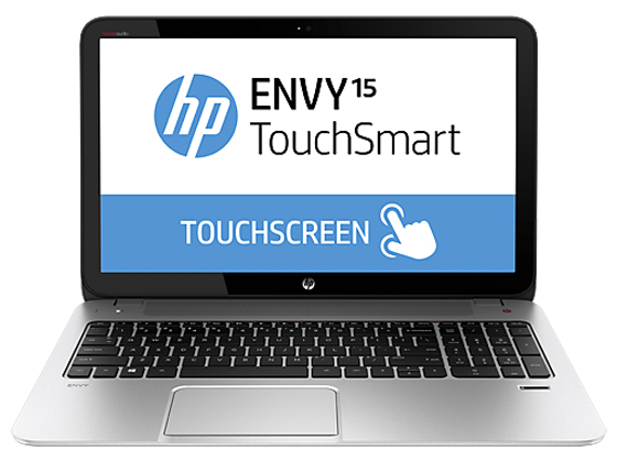 HP ENVY TouchSmart 15 Series Intel Core i7 CPU