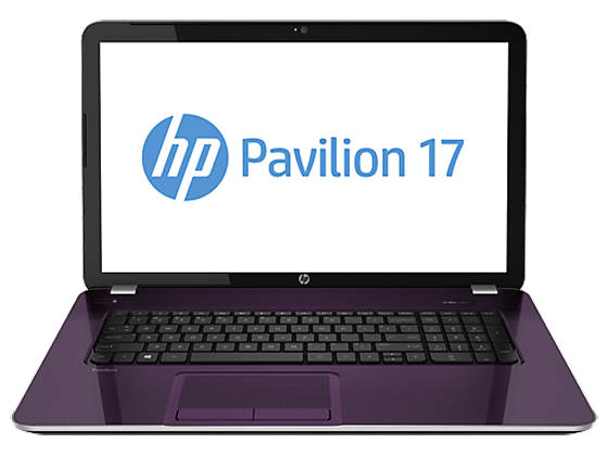 HP Pavilion 17, 17z Series AMD A4 CPU