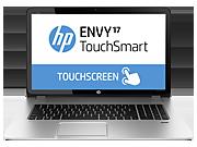 HP ENVY Touchsmart 17 Series Intel Core i7 CPU