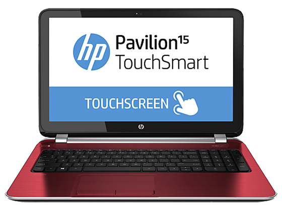 HP Pavilion 15, 15z TouchSmart Series