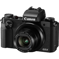 Canon PowerShot G5 X Digital Camera 20.2 MP