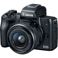 Canon EOS M50 24.1 MP Mirrorless Camera