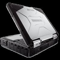Panasonic Toughbook CF-19 Intel Core i5 CPU