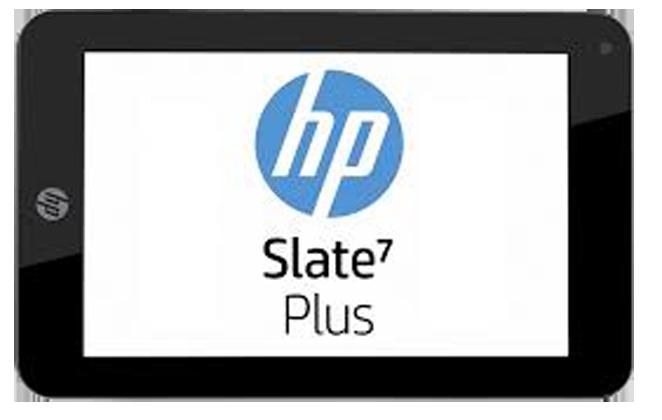 HP Slate 7 Plus Tablet