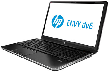 HP ENVY dv6 Series