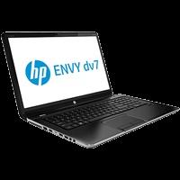 HP ENVY dv7 Intel Core i7 CPU