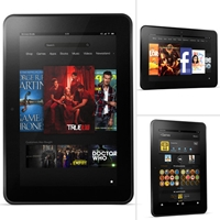 Amazon Fire HD 6 Tablet 16GB Wi-Fi