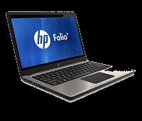 HP Folio 13 Ultrabook Intel Core i3 CPU