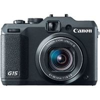 Canon PowerShot G15 12.1 MP Digital Camera