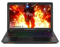 ASUS ROG Strix GL503 Series Intel Core i7 7th Gen. CPU