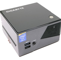Gigabyte BRIX Pro Mini PC GB-BXi7-4770R  Intel Core i7 4th Gen. CPU