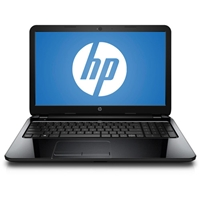 HP 15 Series Touchscreen Intel Pentium CPU